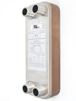 Brazed Plate External Heat Exchangers