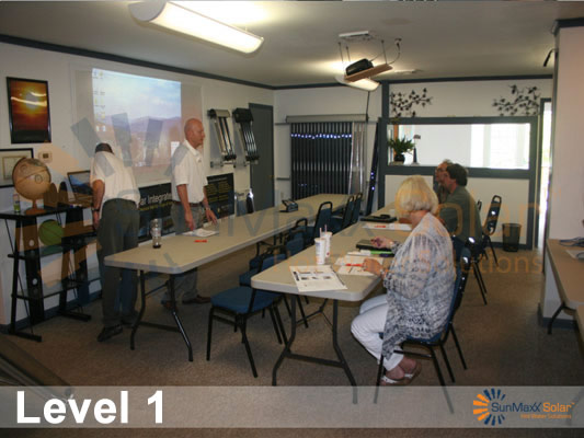 Level 1 Solar Thermal Training Workshop
