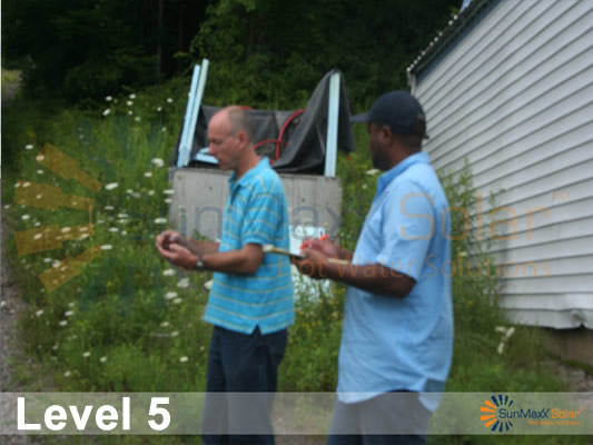 Level 5 Solar Thermal Training Workshop