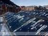 Hotel Solar Hot Water System With SunMaxx Evacuated Tube Solar Collectors In Colorado