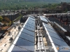 Large Solar Thermal System With SunMaxx Evacuated Tube Solar Collectors