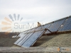 Solar Thermal Site Survey With SunMaxx Evacuated Tube Solar Collectors