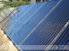 Flat Plate Solar Collectors In Commercial Solar Hot Water System Installation