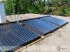 SunMaxx Evacuated Tube Solar Collectors Church Solar Hot Water System Connecticut