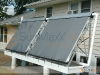 SunMaxx Evacuated Tube Solar Collectors In Residential Solar Hot Water System