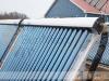 SunMaxx Evacuated Tube Solar Collectors Tilt Installation