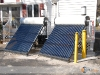SunMaxx Thermosyphon Evacuated Tube Solar Collectors Residential Installation