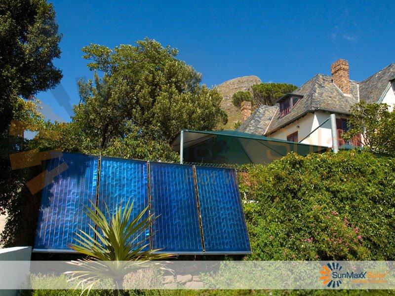 Flat Plate Solar Hot Water kits
