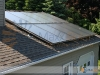 Residential Solar Heating System With SunMaxx Flat Plate Solar Collectors