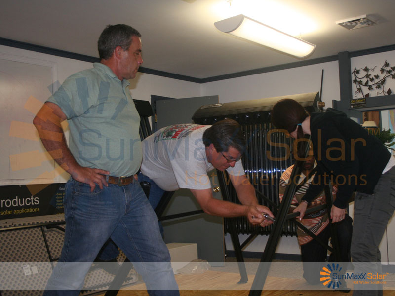 SunMaxx Solar Thermal Training