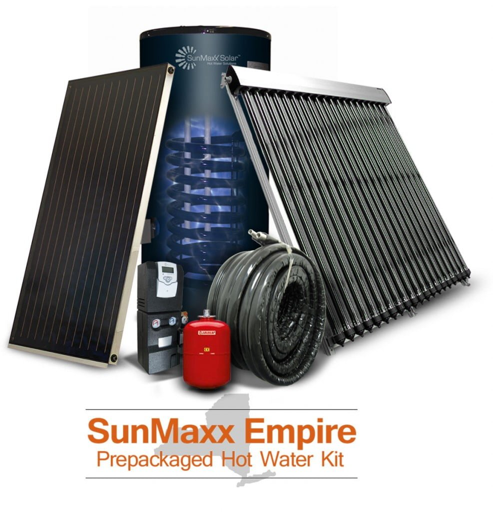 New York Solar Thermal Kits Solar Thermal Manufacturer