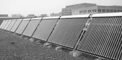 Instalación De Sistema Solar Termal Binghamton NY YMCA
