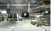 Making ConnectMaxx Solar Thermal Mounting Hardware