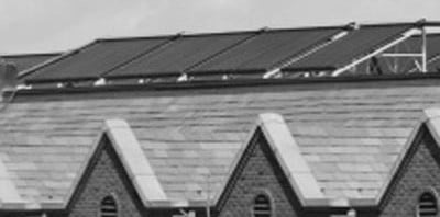 St Regis Hotel Solar Thermal System