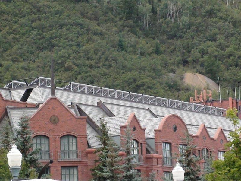 St. Regis Hotel Solar Thermal System Installation