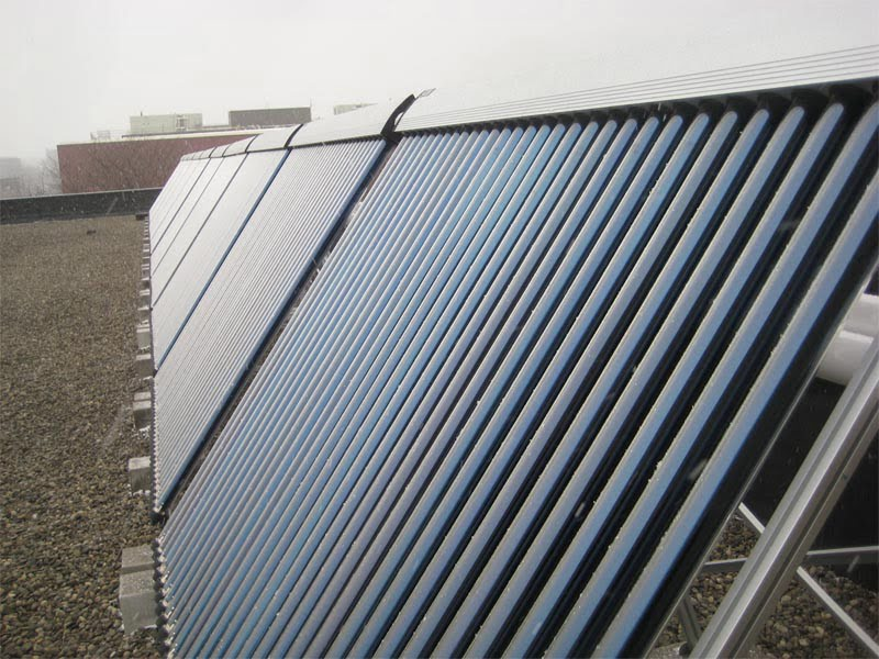 SunMaxx Solar Installs Solar Hot Water System at the Broome County YMCA
