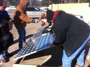 SunMaxx PV Solar Installation Training Courses