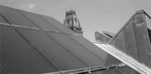 Sistemas Solar Termal SunMaxx Lleva Innovadora A La Histórica Universidad De Harvard