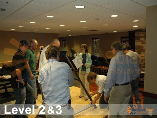 Level 2 Solar Thermal Training Workshop