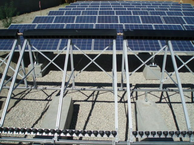 SunMaxx Solar Installs Solar Thermal System at Rancho Clancy in Rancho Mirage, California Main Image