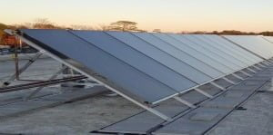 SunMaxx Solar Installs Solar Thermal System at Stockton College