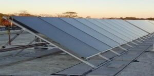 SunMaxx Solar Installs Solar Hot Water System at Richard Stockton College Main Image