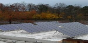 SunMaxx Installs Solar Thermal Installation at Westchester Community College