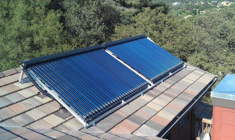 SunMaxx Solar Residential SHW Installation in Auburn, CA