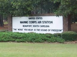 SunMaxx Solar Installation at Marine Corps Air Station Beaufort Main Image
