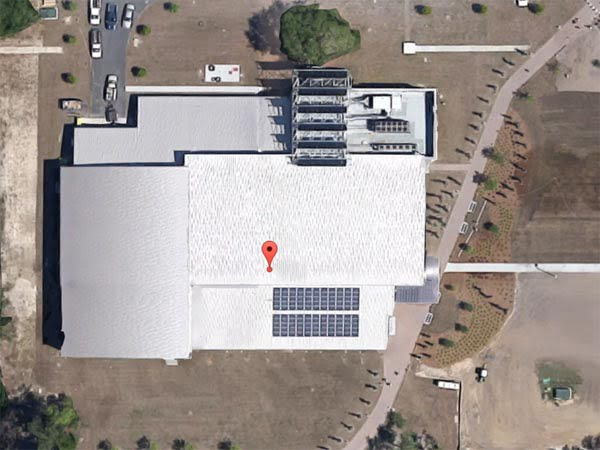 SunMaxx Solar Installs Solar Thermal System at Marine Corps Air Station Beaufort