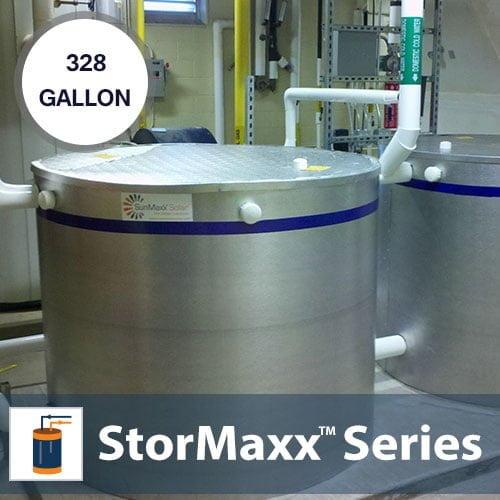 328 Gallon Non-pressurized Buffer Tank