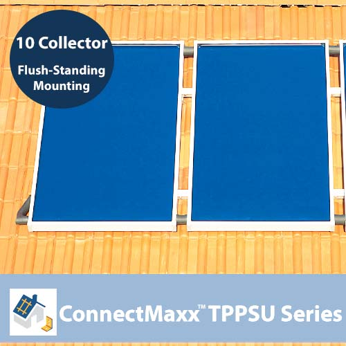 ConnectMaxx TPPSU Series Flush-Mounting Kit – 10 Collectors