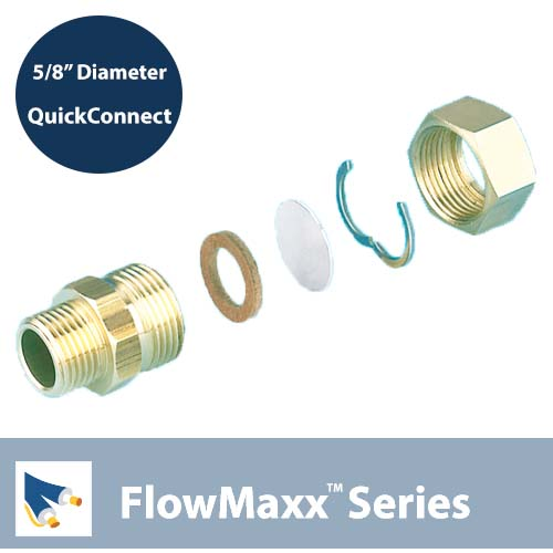 FlowMaxx 5/8 Quick Connect