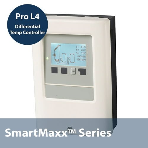 SmartMaxx-Pro Large Temp Difference Controller with 2 Relays