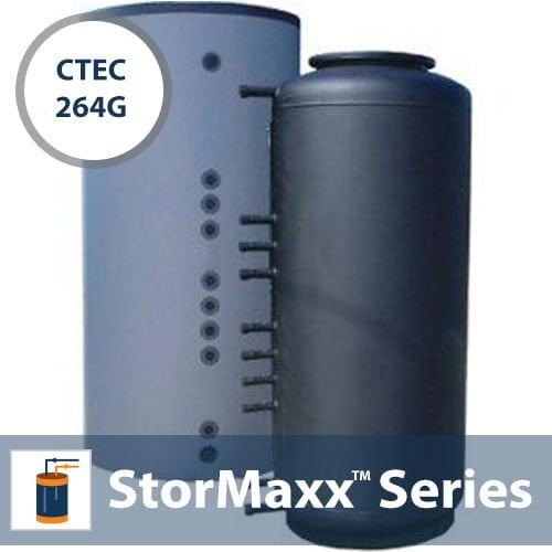 StorMaxx CTEC 264G 2HX Storage Tank Insulation Jacket