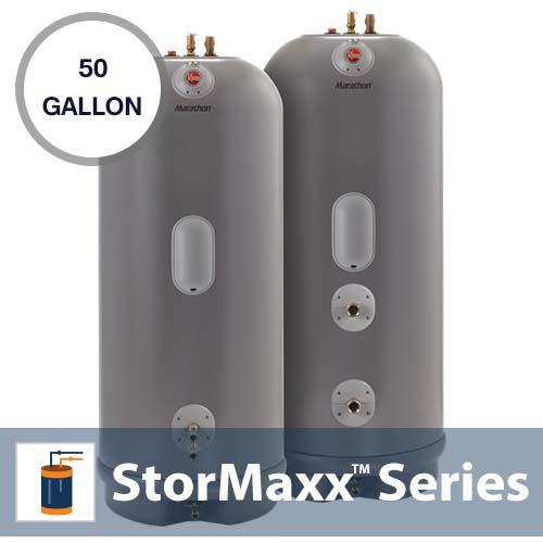 50 Gallon Marathon Electric Water Heater Solar Hot Water