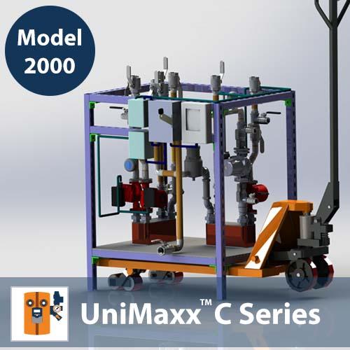 UniMaxxPlus-Commercial System 2000