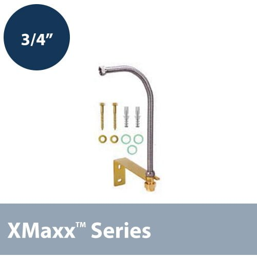 XMaxx Expansion Tank Bracket Kit with 3/4 Svc Conn