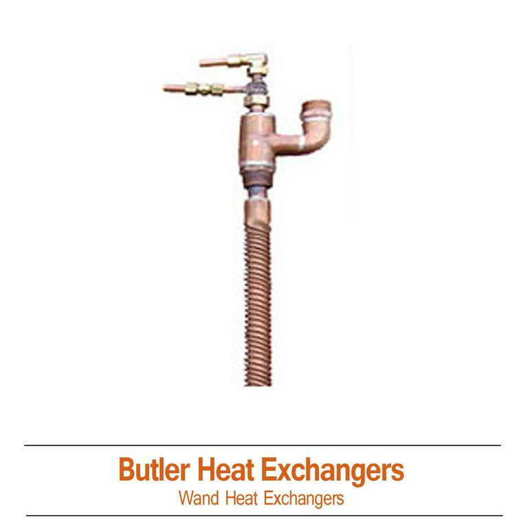 Butler Sun Solutions Solar Wand Heat Exchanger 46 Inch