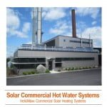 Solar Commercial Hot Water Systems