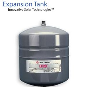 Solar Expansion Tank 4.4 Gallon
