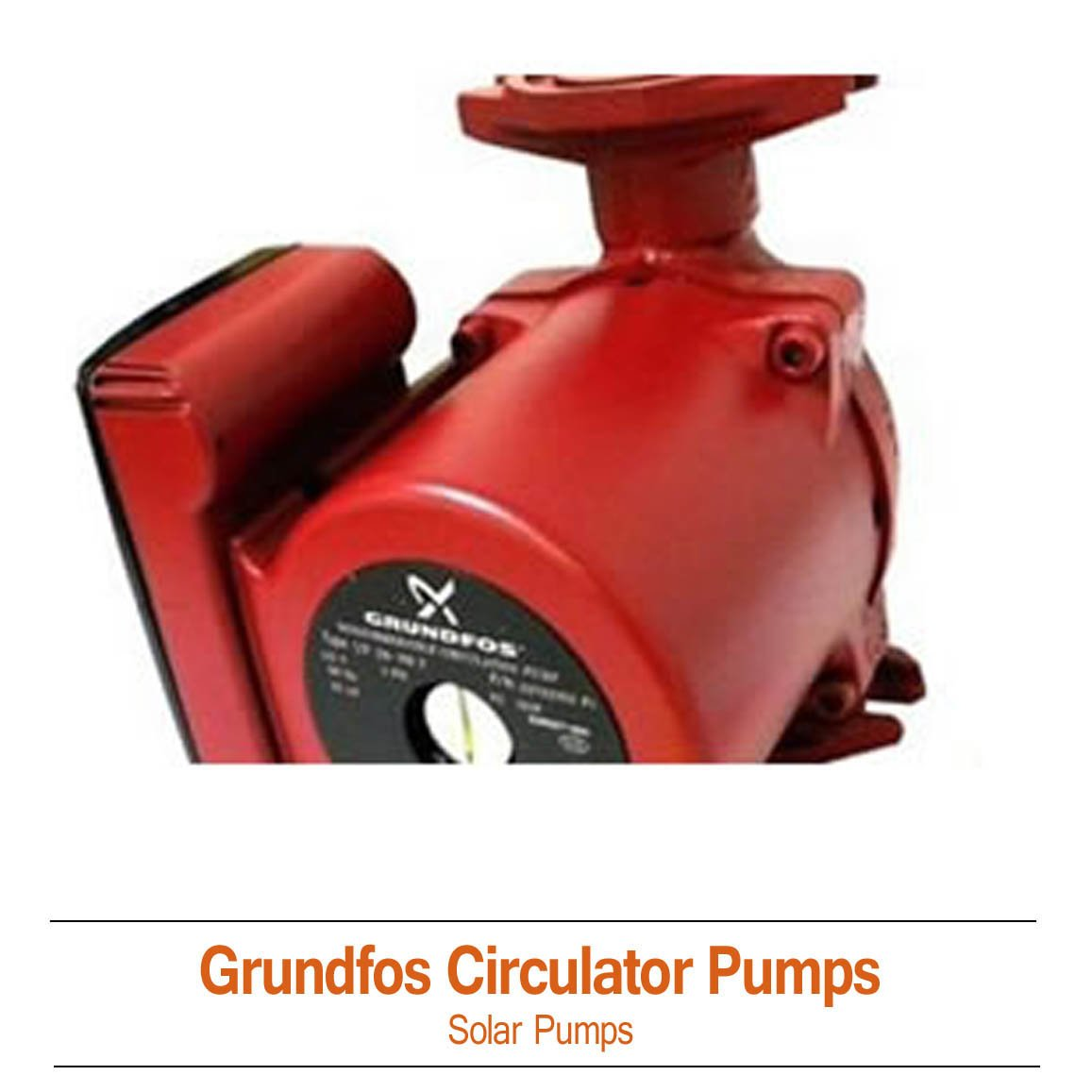 UP43-44BF Grundfos Solar Pump
