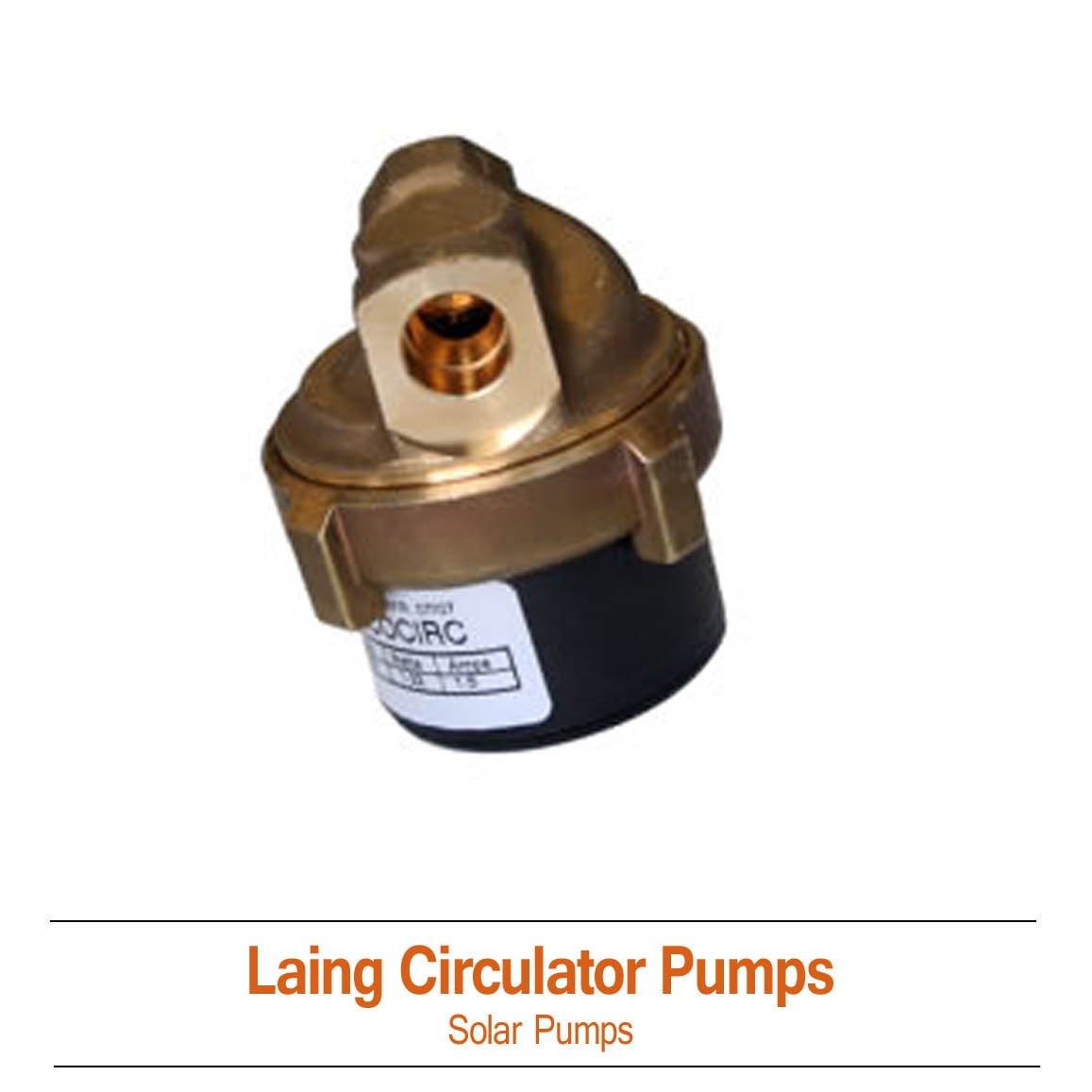 Laing Bronze Solar DC Pump