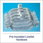 Pre-Insulated Solar Lineset Hardware
