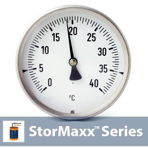 StorMaxx-Ptec Replacement TempGauge-Ptec