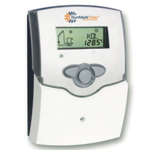 Data Logger for SHW Domestic Controller