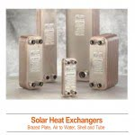 Solar Heat Exchangers