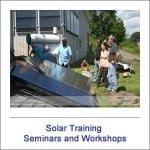 Solar Hot Water Installation Training