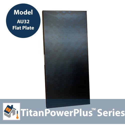 TitanPowerPlus-AU32 Solar Flat Plate Collector