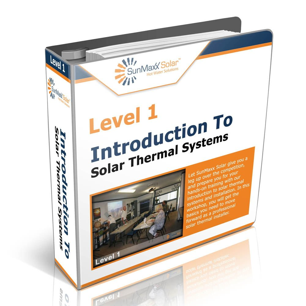 Level 1 Solar Thermal Training